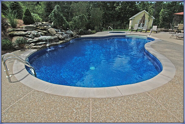Pool Photos Coventry | Pool Feature Photos North Kingstown