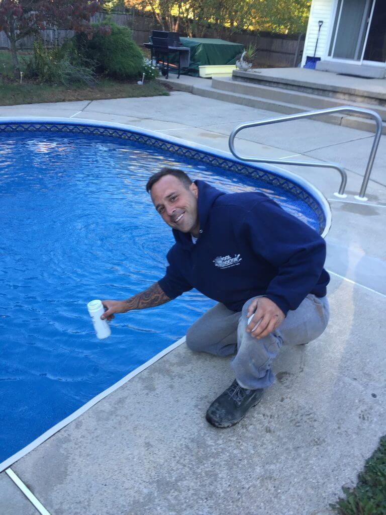Pool Service Coventry North Kingstown Hot Tub Service