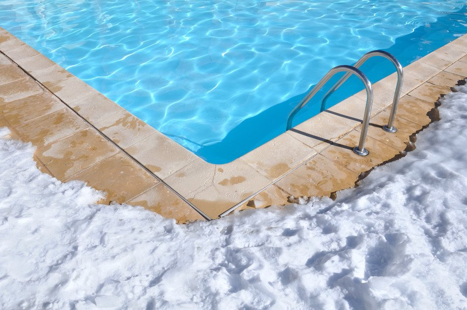 winterizing a pool